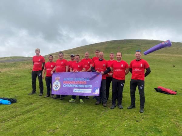 The Paragliding FTX HET Operator